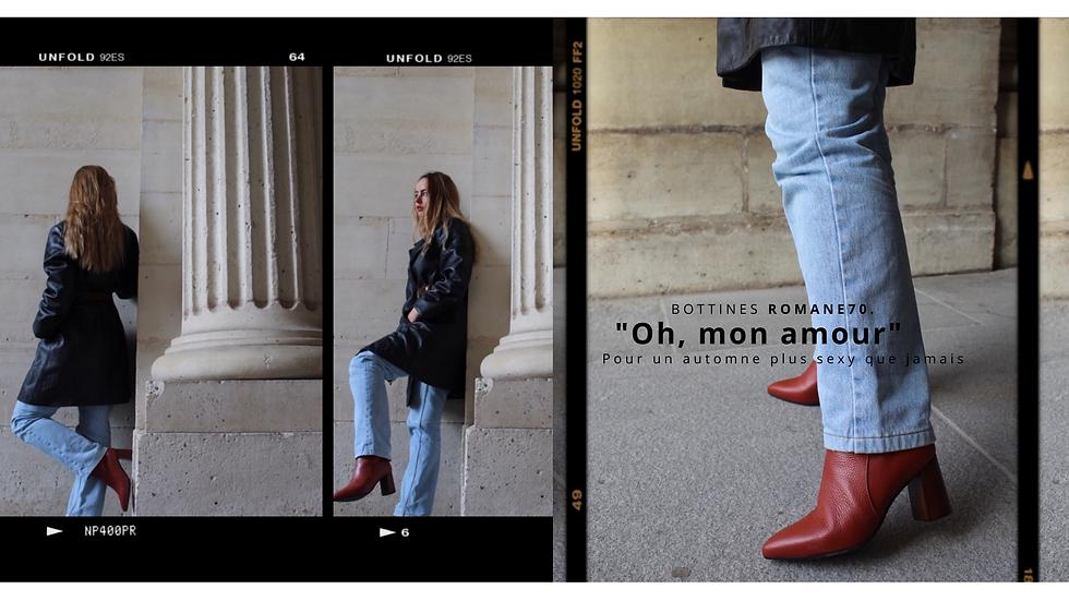 marque de chaussures italiennes, cuir , Fiore de Luca.png