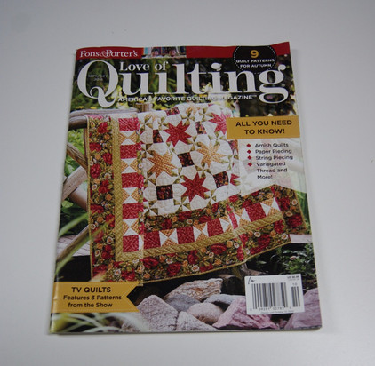 The Delightful Quest to Construct a Quilt, Part 1