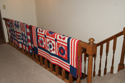Powerful Patriotic Quilts To Give Your Home Some Punch