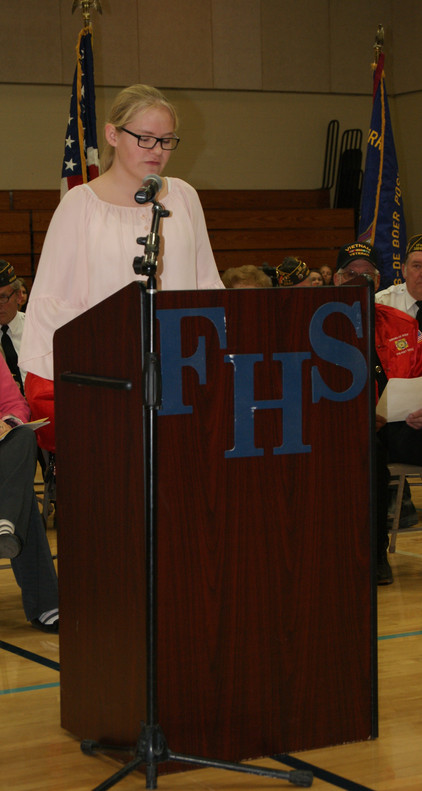 An Awesome Assembly to Honor Amazing Veterans