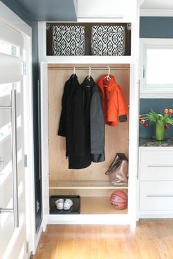 full closet shot