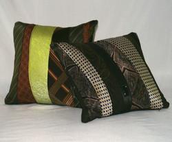 Upcycled Mens Tie Cushions Square_yoursandmineonline.JPG