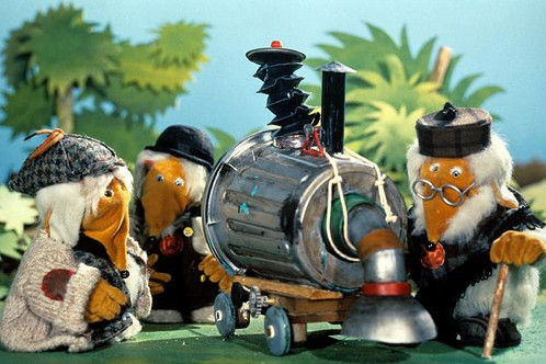 Who remembers The Wombles? The ultimate upcyclers!