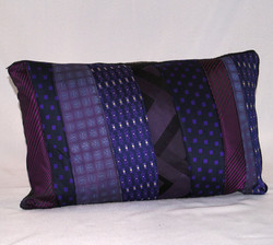 Upcycled-Tie-Cushion-Rectangle-Purple Rain_yoursandmineonline_LR.jpg