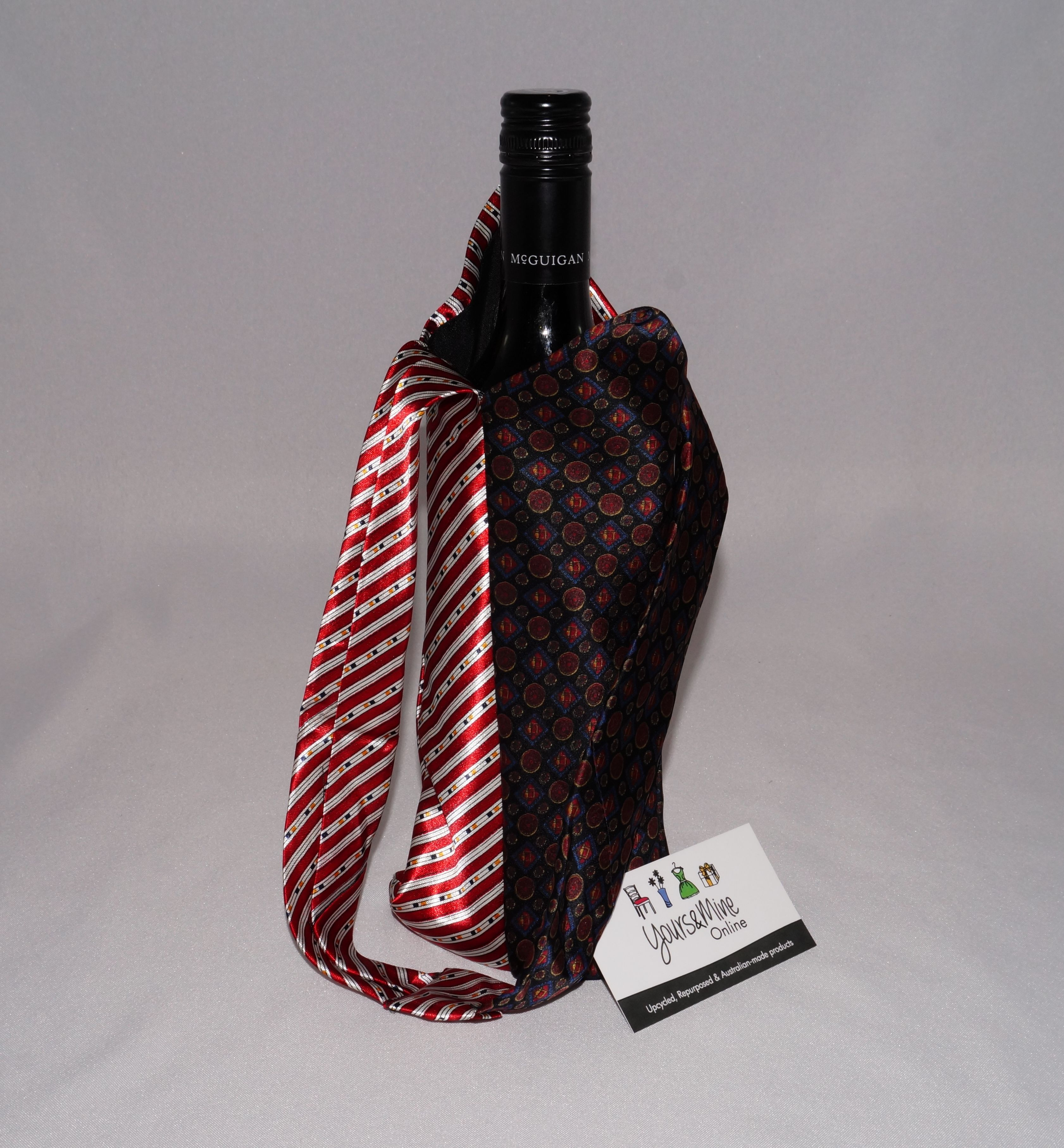 Upcycled-Tie-BYOWine-Bag-Navy&Red_yoursandmineonline_LR.jpg