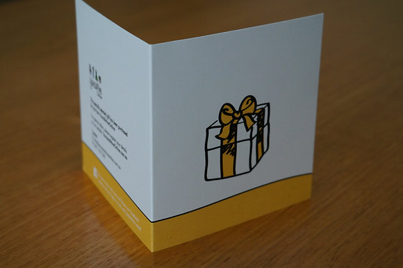 Gift/Greeting card - Special Gifts (07-004)