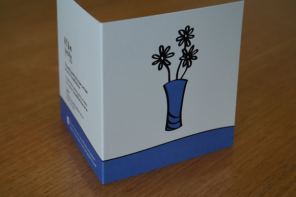 Gift/Greeting card - Interior Decor (07-002)