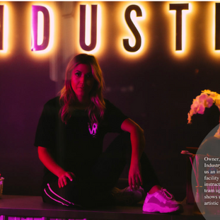 Hustle with Industry Dance Co. - XMPL Magazine