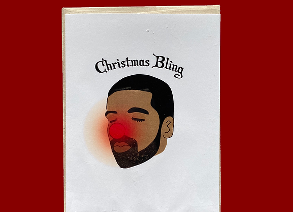 Drake Holiday Card