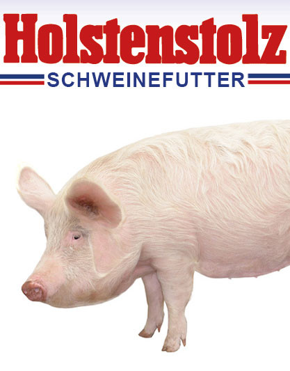 HOLSTENSTOLZ Schweinefutter Programm 2017/2018