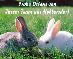 Frohe Ostern aus Hobbersdorf
