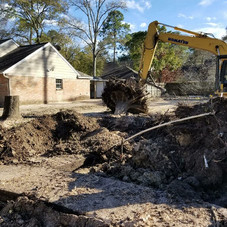 Concrete Removal/Breaking