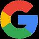 """Google Multicolored """"G"""" Logo"""