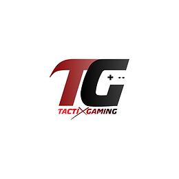 TactiX Gaming red and black logo