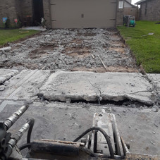 Concrete Breakout