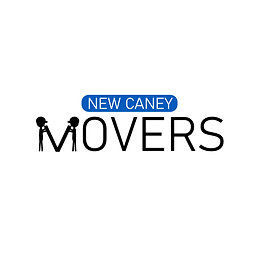 New caney Movers logo mockup