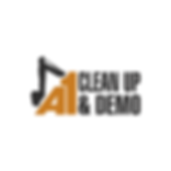 A1 Clean Up and Demolition logo