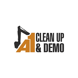 A1 Cleanup and Demolition logo