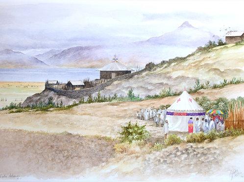 Lake Ashangi