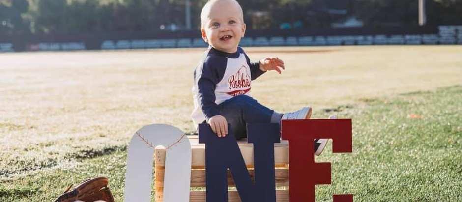 A Letter to My One Year Old Youngest Grandson