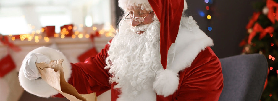 What Does The Bible Say About Santa Claus? How To Turn Holidays Into Holy Days?