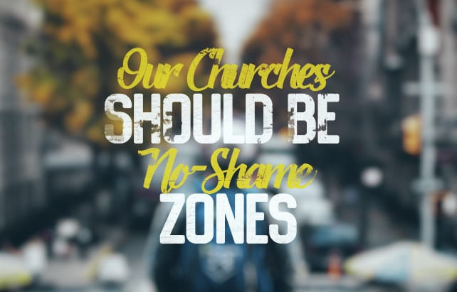 Rick Warren: Our Churches Should Be No-Shame Zones