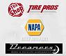 Car show sponsors NAPA STILLY AUTO PARTS_DREAMERS RODS & PICK UPS NORTHWEST_THE SHOP TIRE