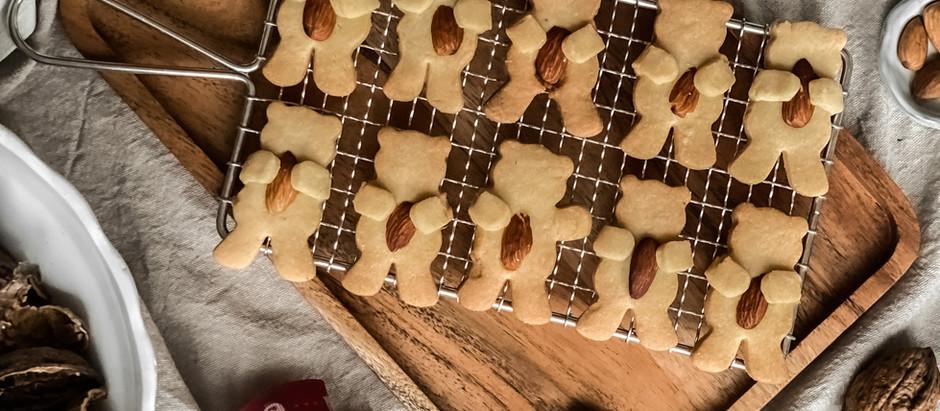 Aus Urlis Weihnachtsbäckerei
