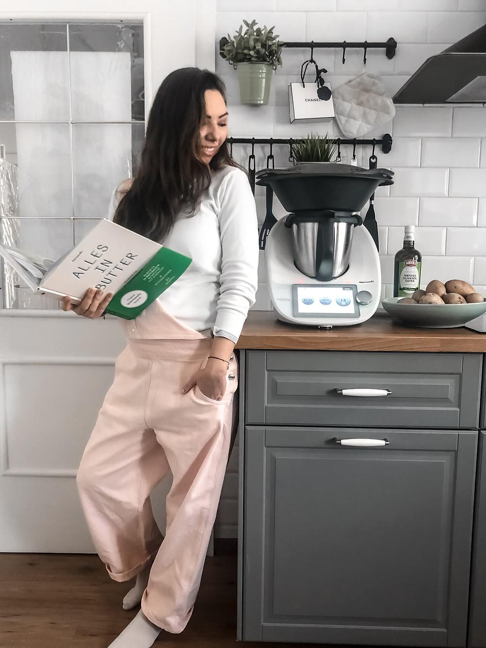 Blogger kochen mit dem Thermomix TM6 aus Alles in Butter