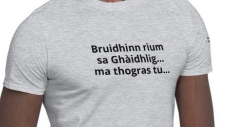 My Gaelic is worthless! - myths 2