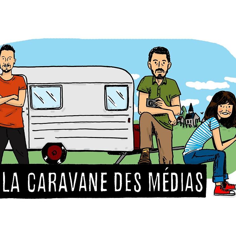 Soirée spéciale média avec CARMEN