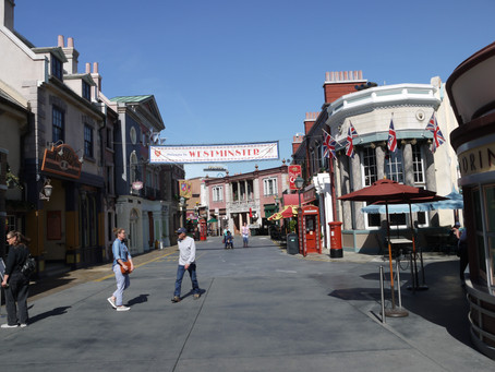 "[Spezial]Der Tag bei ""Universal Studios"""