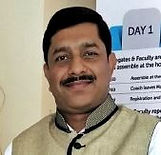 Dr.Roshan Kumar.B.N Secretary General.JP