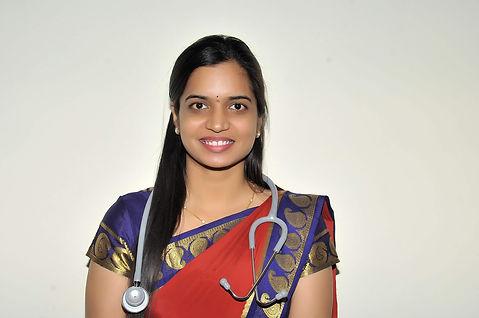 Dr. Chaya B E