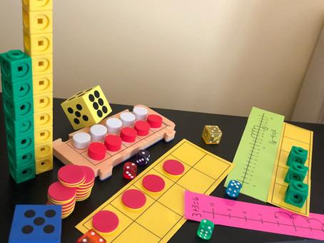 Mini Math Kit