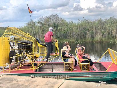 Tour ecológico por los Everglades