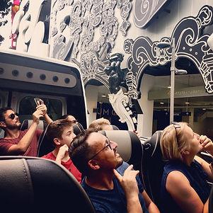 Circuit touristique de Miami en minibus décapotable panoramique