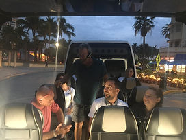 Miami Panoramic Tour By Night