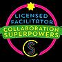 Collaboration superpowers - Licensed Facilitator badge