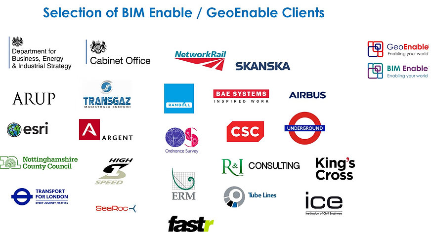 Example Clients - GeoEnable-BIMEnable.jp