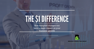 The $1 Difference (Understanding Margins