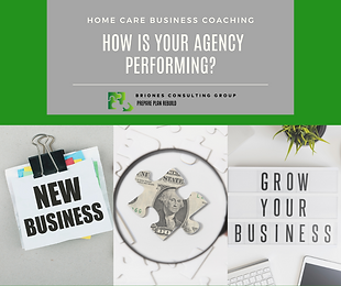 BCG Home Care Business Coaching