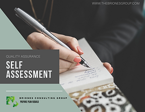 Quality Assurance Self Assessment for Private Home Care
