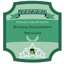 Senior Care Business Professional Certification (SBP-BD)