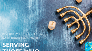 Diversity tips for a Senior Care Business Owner: Living Kosher in Our Communities