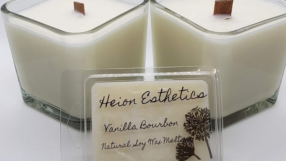 Vanilla Bourbon Wax Melts