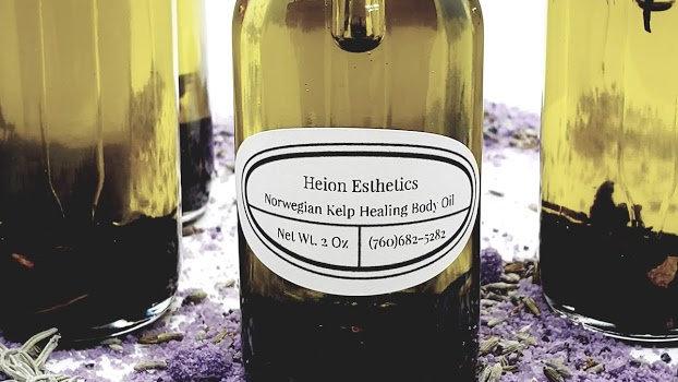 Norwegian Kelp Healing Body Oil