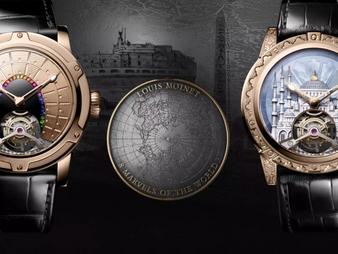 Watches and Wonders: Las 8 Maravillas del Mundo por Louis Moinet