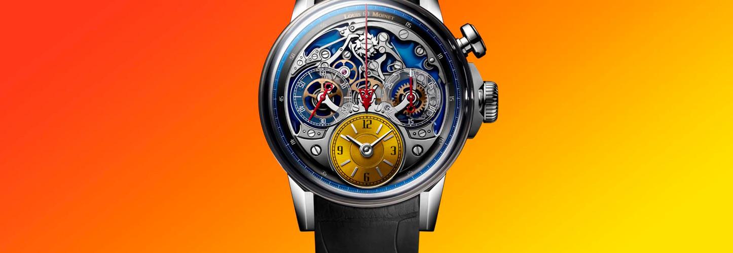 """Only Watch News - Memoris Spirit """"Only Watch"""" - Un reloj único en el mundo"""