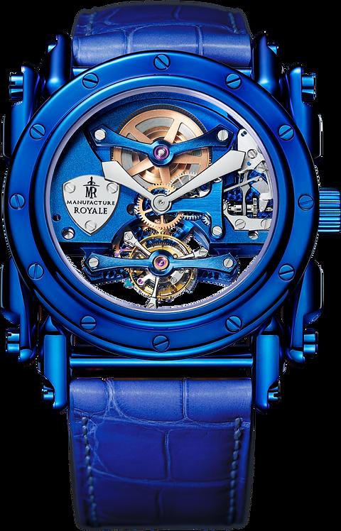 Androgyne Full Blue